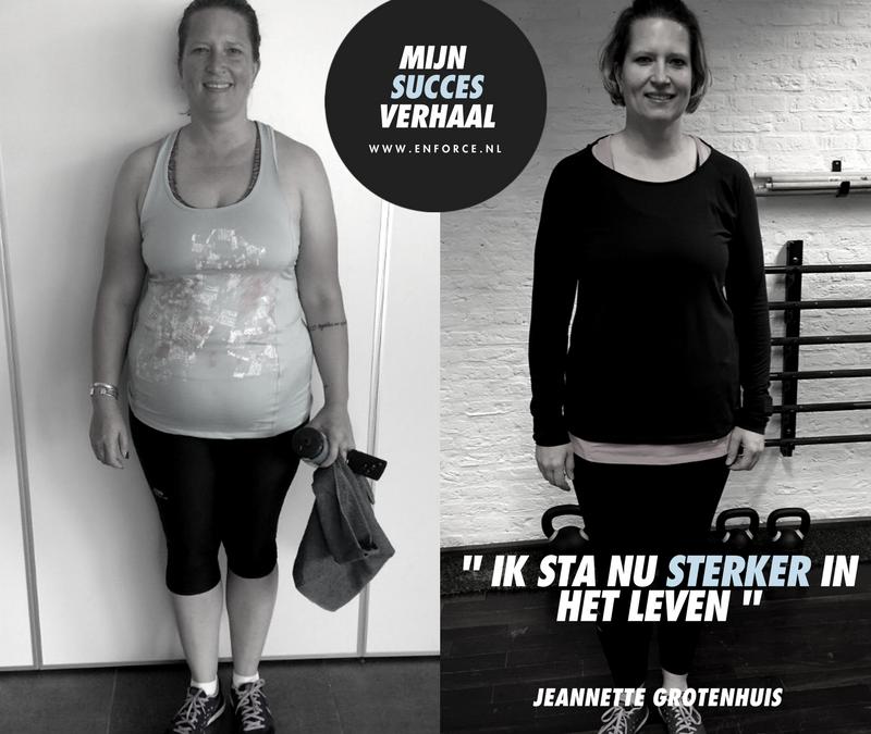 Het succesverhaal van Jeannette Grotenhuis: Ik sta sterker in het leven, ook voor mijn kids en binnen business.