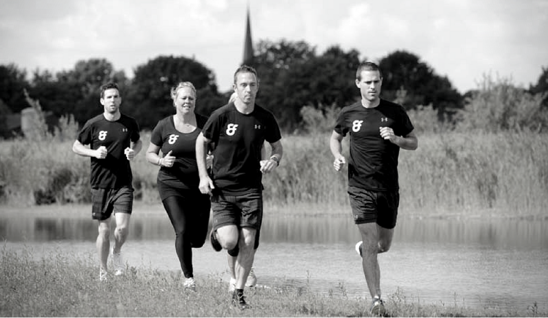 Enforce Run: Road to the Singelloop, van 0 naar 5 km en verder