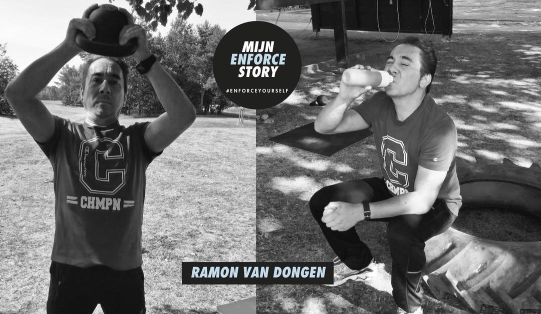 De Enforce Story van Ramon van Dongen: in 90 dagen heb ik grote stappen gemaakt, zowel zakelijk als privé, fysiek en mentaal
