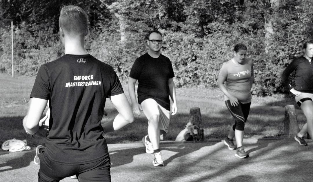 Nieuw Enforce Fit 30 dagen fit programma