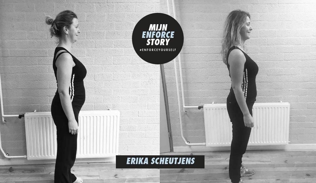 """De Enforce Story van Erika: """"Vorig jaar was mijn energie een beetje op"""""""