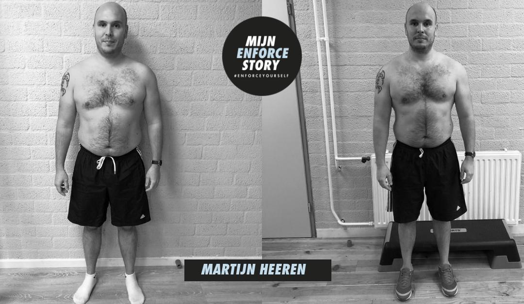 """De Enforce story van Martijn Heeren: """"Ik word elke dag meer de persoon die nodig is"""""""