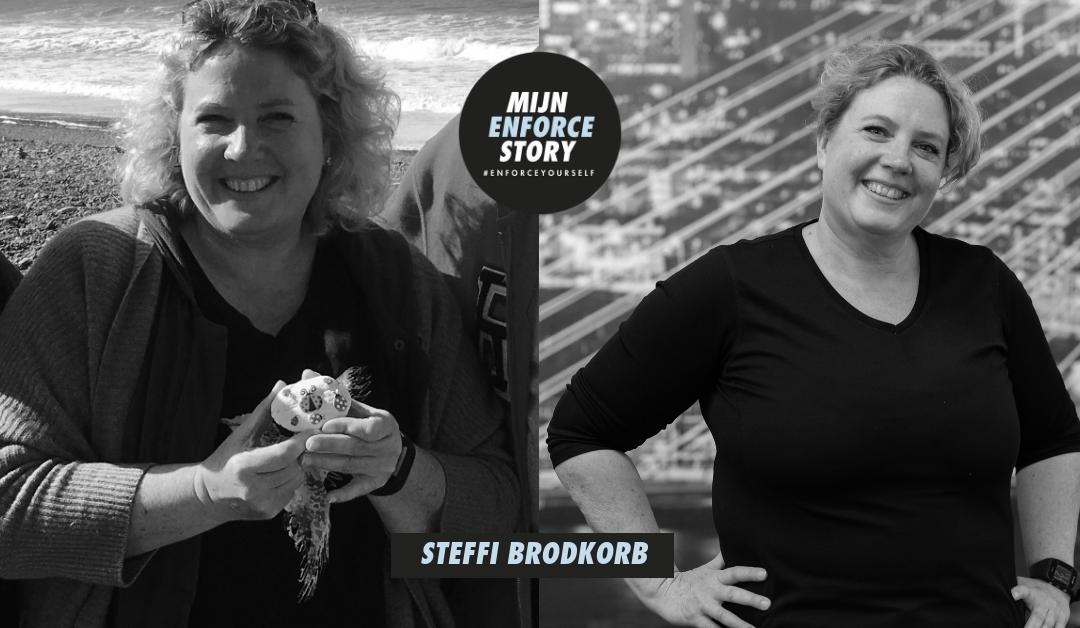 """De Enforce story van Steffi Brodkorb: """"128 smoezen waarom ik echt niet aan een fitter leven kon beginnen"""""""