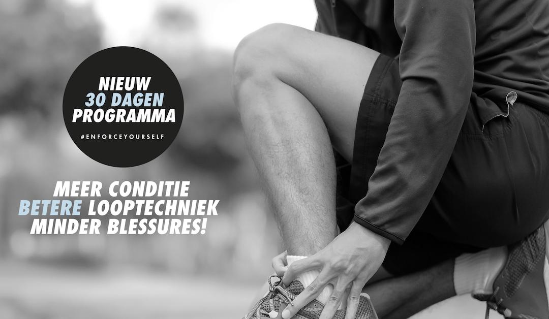 Fitter worden, meer looptechniek en blessurevrij leren lopen!