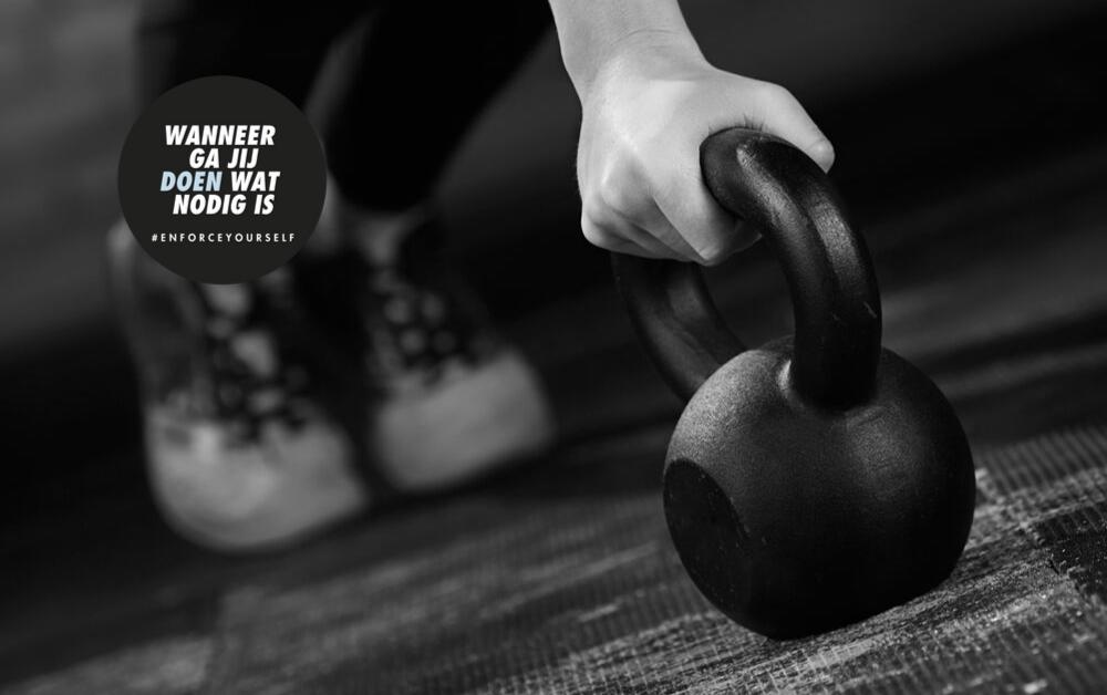 Nieuw 30 dagen trainingsprogramma