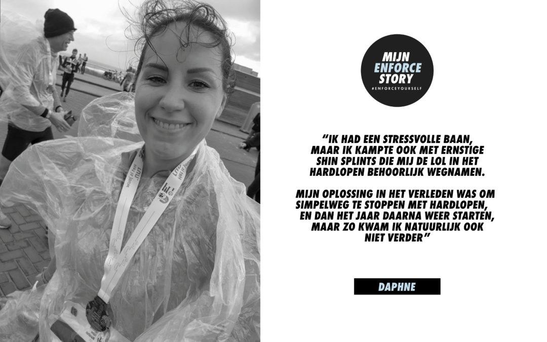 De Enforce story van Daphne Rorije: Het was een machtig ervaring