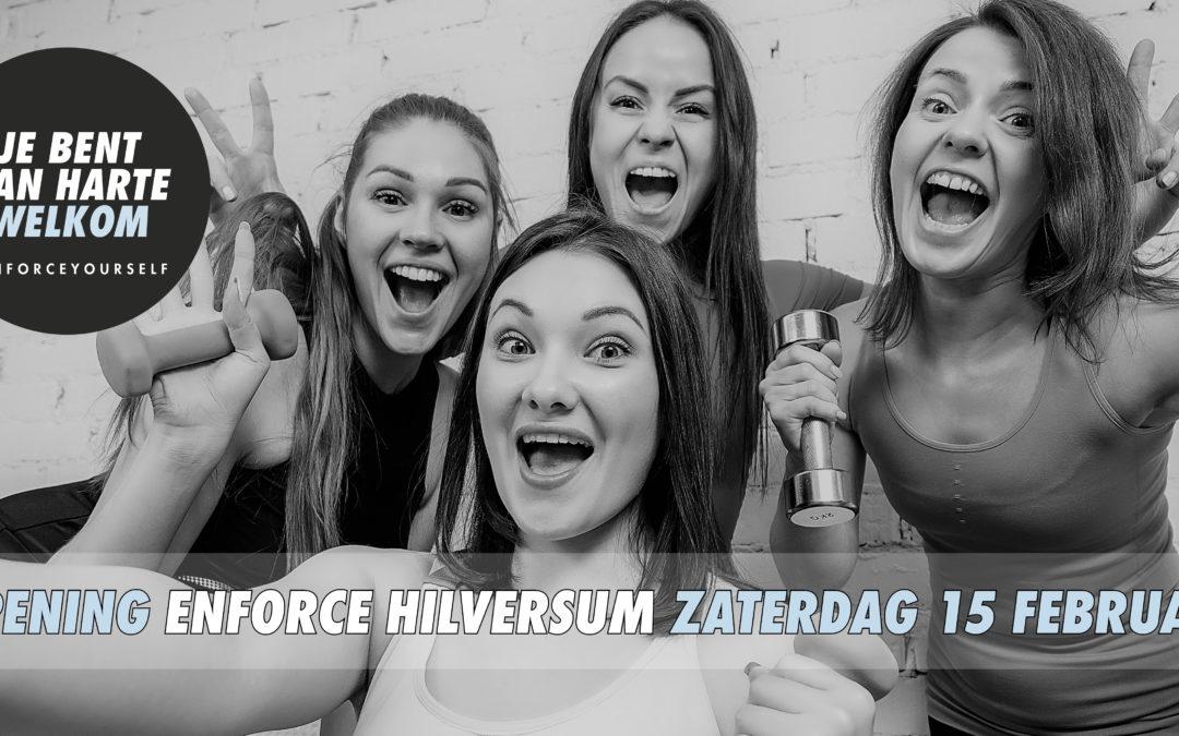 Feestelijke opening Enforce Hilversum