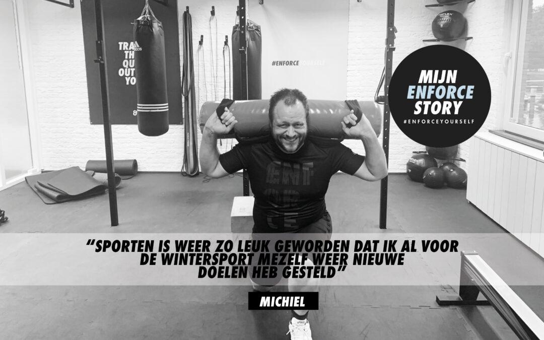 De Enforce story van Michiel Loesberg: Dit keer kom ik niet weg met smoesjes